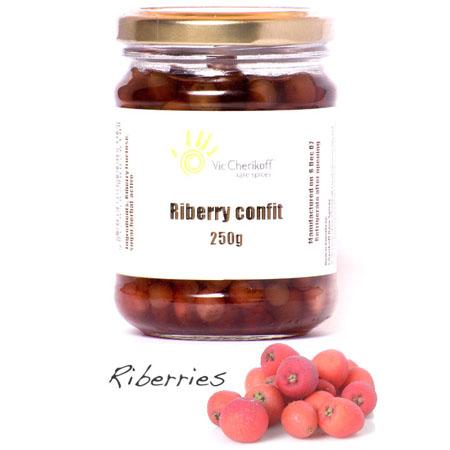 Riberry confit (250g)