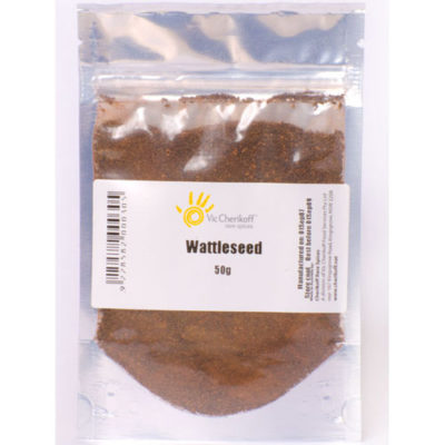 Wattleseed Ground 50g