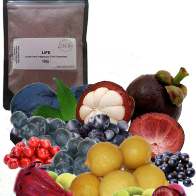 LIFE image of ingredietns