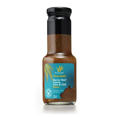 Barrier Reef Lemon Lime & Chili Sauce (285g)