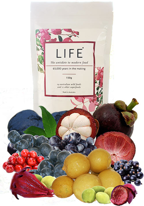 LIFE - fruits and sachet