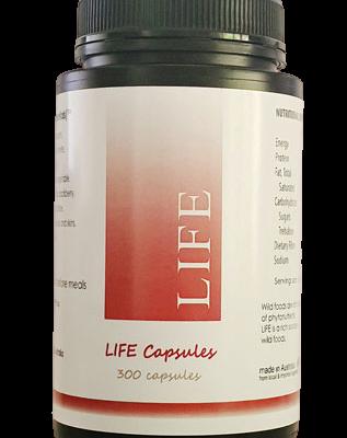LIFE in capsules